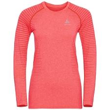 Odlo Essential Seamless T-Shirt L/S Crew Neck W