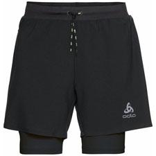 Odlo Axalp Trail 6 Inch 2-In-1 Shorts