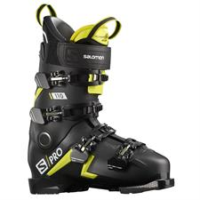Salomon Boots S/Pro 110 Gw Black/Acid Green