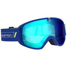 Salomon Goggles Trigger Race Blue/Uni Mid Blue