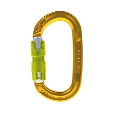 Singingrock Mosquetón OXY twist lock