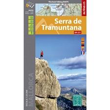 Ed. Alpina Serra de Tramuntana 1:25.000