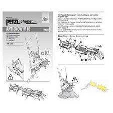 Petzl Antisnow M10 Leverlock