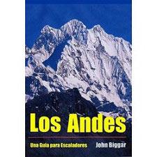 Ed. Andes Los Andes. Una guía para escaladores