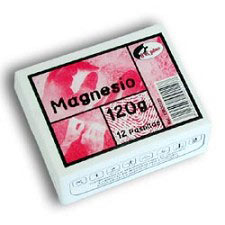 8c+ Magnesio Bloque 120 g
