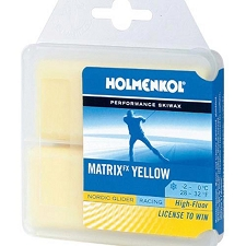 Holmenkol Nordic Glider Matrix Yellow