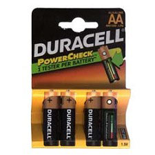 Duracell Alcaline AA