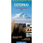 Ed. Climbing Map Mapa Cotopaxi 1:40000