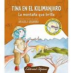Ed. Alpina Tina en el Kilimanjaro