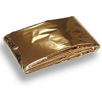 Vaude Gold Rescue Blanket