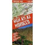 Ed. Rock Fax Mapa Morocco High Atlas 1:100000