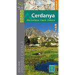 Ed. Alpina Cerdanya Map 1:50000