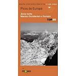 Ed. Prames Picos de Europa. Zona norte. Macizo occidental o Cornión