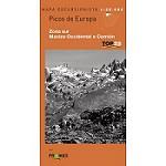 Ed. Prames Picos de Europa. Zona sur. Macizo occidental o Cornión