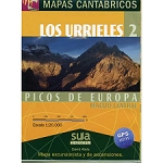 Ed. Sua Urrieles 2 Mapas Cantábricos