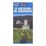 Ed. Ign France Mapa St. Bertrand Cominges