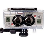 Go Pro 3D Double Housing with Synchronized Cable