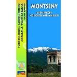 Ed. Piolet Mapa Montseny 1:30 000