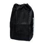 Black Diamond Zipper Skin Bag