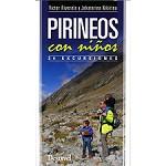 Ed. Desnivel Pirineos Con Niños, 34 Excursiones