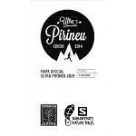 Ed. Alpina Mapa Ultra Pirineu 2014 1:30000