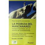 Ed. Desnivel Mapa la Pedriza del Manzanares 1:15000