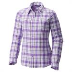 Columbia Silver Ridge Plaid LS Shirt W