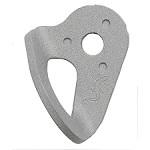 Fixe Fixe-1 Stainless Steel Hanger - Mimetik Light Grey