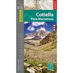 Ed. Alpina Mapa Cotiella Peña Montañesa 1:25000