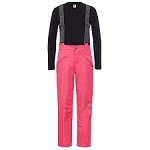The North Face Snowquest Suspender Pant Girls