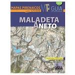 Ed. Sua Mapa Pirenaico Maladeta Aneto 1:25000