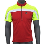 Montura Workframe High Zip T-Shirt