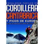 Ed. Desnivel Escaladas Fáciles Cordillera Cantábrica