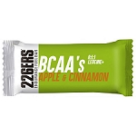 226ers Endurance Bar BCAAs 60g Apple & Cinnamon