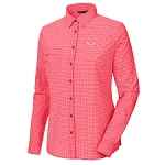 Salewa Puez Mini Check Dry LS W