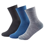 Devold Daily Medium Sock Pack 3