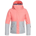 Roxy Jetty Block Jacket Girl