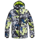 Quicksilver Mission Jacket Youth