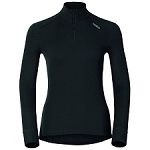Odlo Warm Shirt LS Neck W