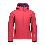 Campagnolo Fix Softshell Hood Girl