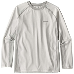 Patagonia Boys' Long-Sleeved Silkweight Rashguard Jr