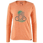 Patagonia L/S Capilene Cool Daily Graphic Shirt