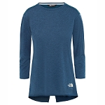 The North Face Inlux 3/4 Sleeve Top W