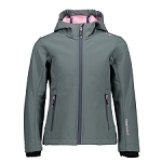 Campagnolo Softshell Fix Hood Girl