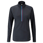 Rab Interval LS Zip Tee W