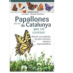 Ed. Cossetania Papallones Diurnes Catalunya