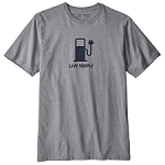 Patagonia Live Simply Power Resp-Tee