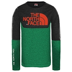 The North Face South Peak LS Tee Jr