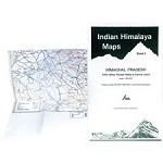 Ed. Leomann Maps Pu. Himachal Pradesh-Sheet 5 Kullu Valley
