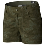 Columbia Silver Ridge Printed Short Girls